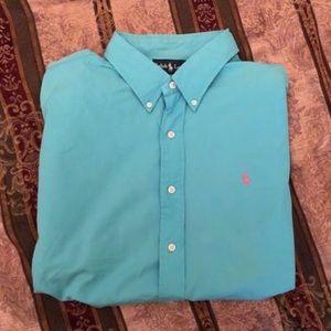 Polo Ralph Lauren Short Sleeve Button Up
